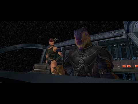 Star Wars JKII: Jedi Outcast - Kyle's First Encounter w/Desann [HD] (1080p) |