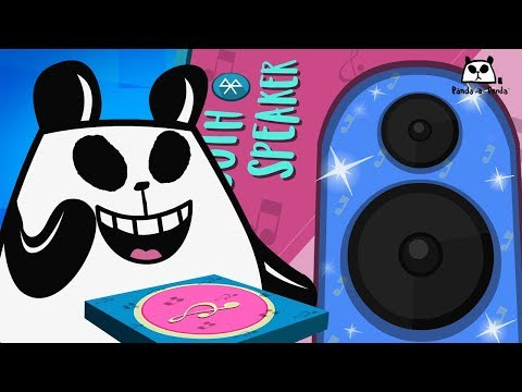 Spin Me Right Round | Panda A Panda Cartoon | Kids Video