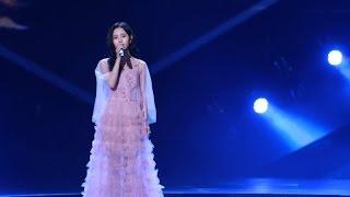 鞠婧祎《醉飞霜》 四千年美女展现唯美酥音《星光大赏》