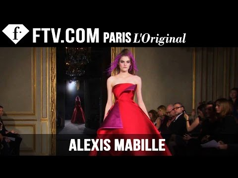Alexis Mabille Show Spring/Summer 2015 | Paris Couture Fashion Week | FashionTV