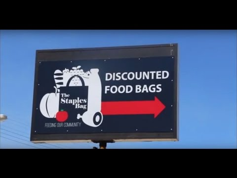 The Staples Bag - an SSI initiative