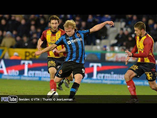 2012-2013 - Jupiler Pro League - 18. Club Brugge - KV Mechelen 1-1