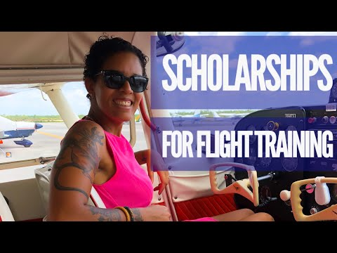 Where to find Scholarships for Flight Training