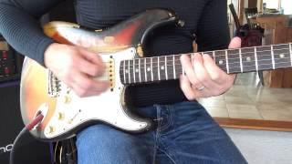 1965 Fender Strat killer Axe. Eddie Vegas www.eddievegas.com Vintage Guitar Dealer