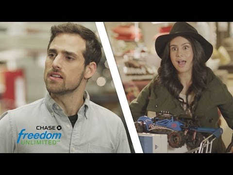 5 Types Of Holiday Shoppers That Are All Of Us // Presented by BuzzFeed & Chase Freedom Unlimited