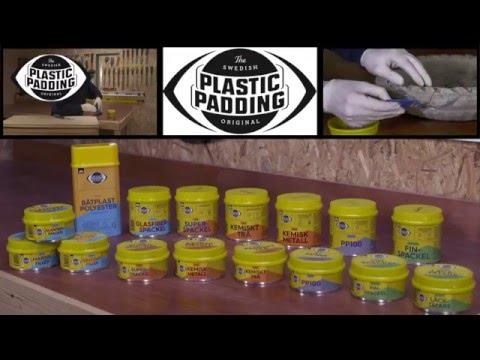 plastic padding finspackel