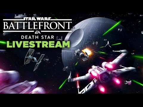 Star Wars Battlefront Death Star Expansion Livestream