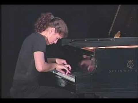 Inna Faliks, Rachmaninoff's Sonata # 2,  1913 version part 1