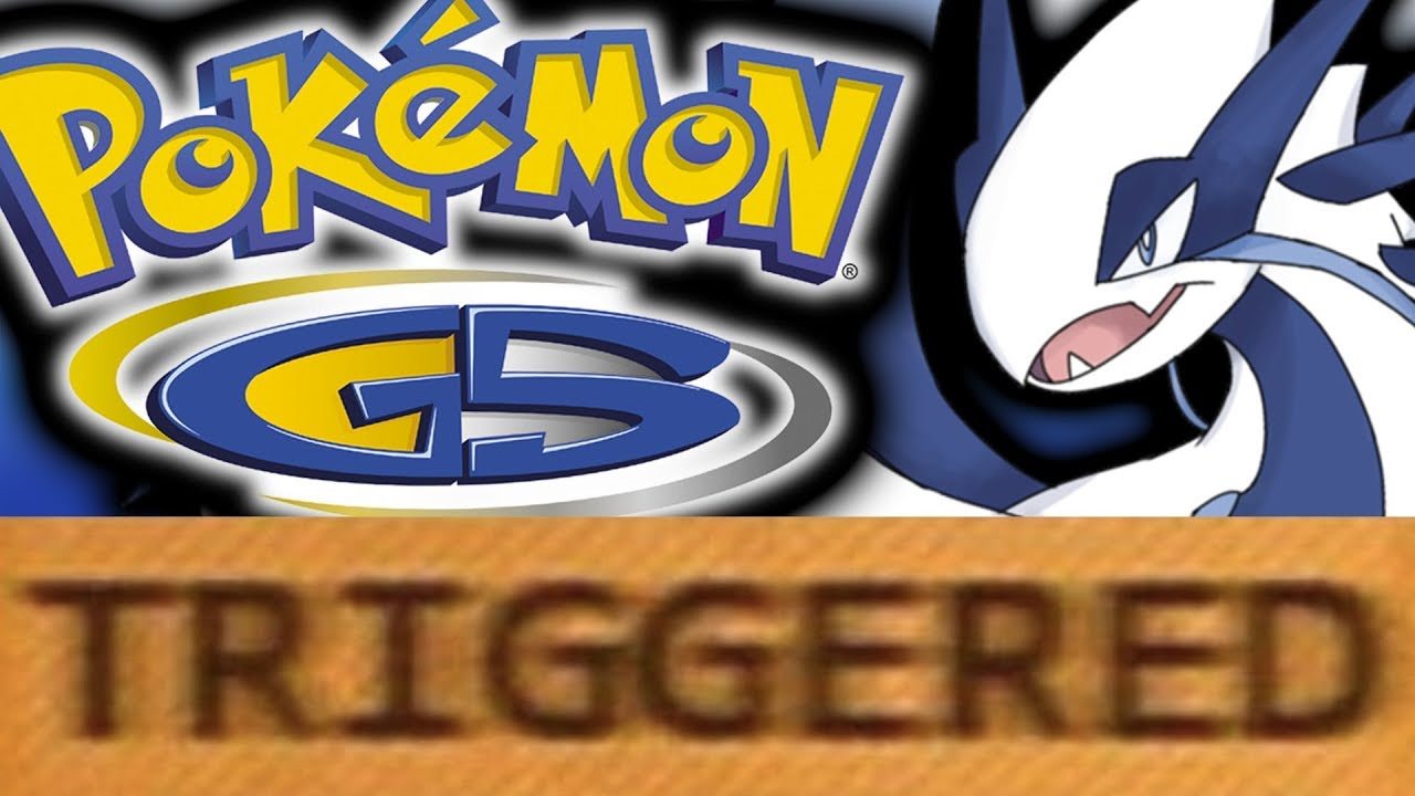 How Pokemon Gold and Silver TRIGGERS You!
