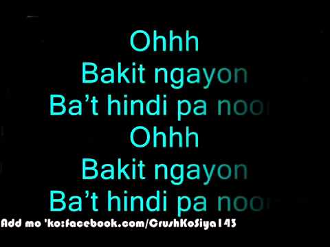 Julie Anne San Jose - Bakit Ngayon [The Greatest Love OST ...