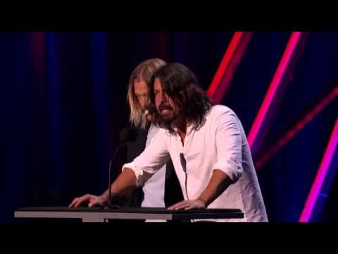 rock and roll hall of fame 2013 Rush´s induction