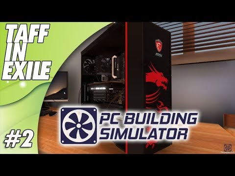 PC Building Simulator | Early Access | Waiting for the Mail man