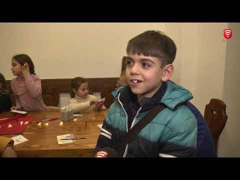 VITAtvVINN .Телеканал ВІТА новини: Різдвяні передзвони - екскурсія вінницьким підземеллям, новини 2019-01-16
