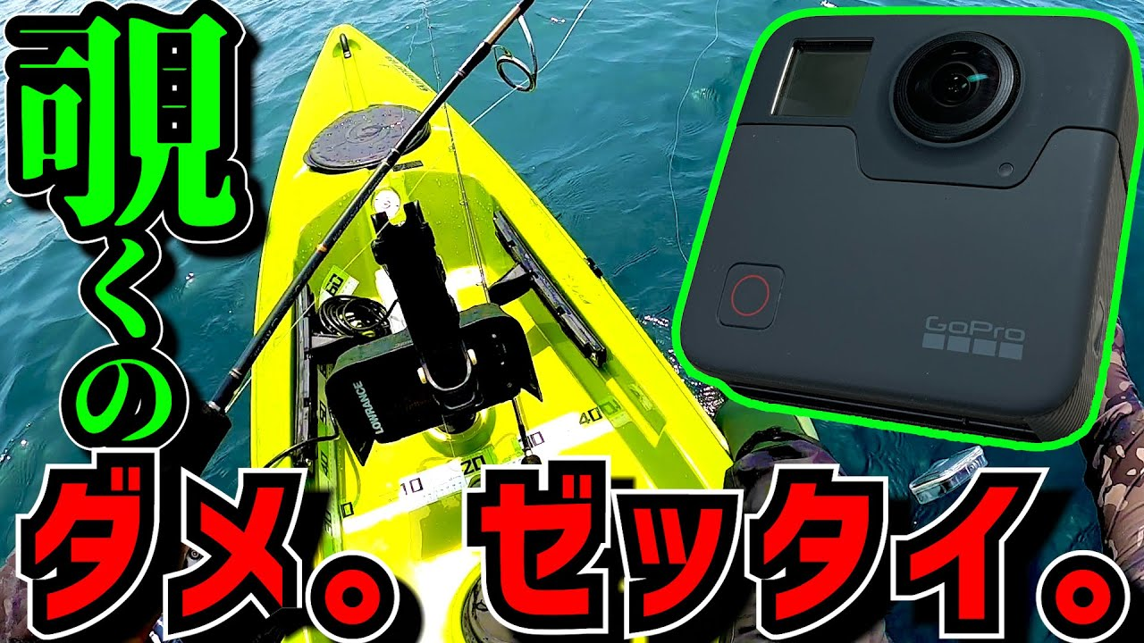 海中撮影で驚愕の事実を突きつけられた…マダイ狙いでジギング・タイラバしたら高級魚がポンポン釣れたけど…【カヤックフィッシング釣行54】