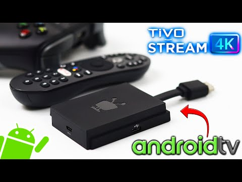 This TiVo Stream 4K Android Tv Device is actually pretty Good!