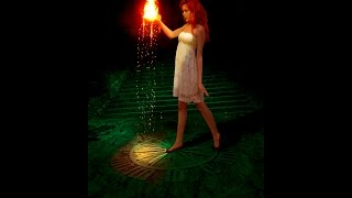 уроки фотошопа. Магия огня. Эффект пламени