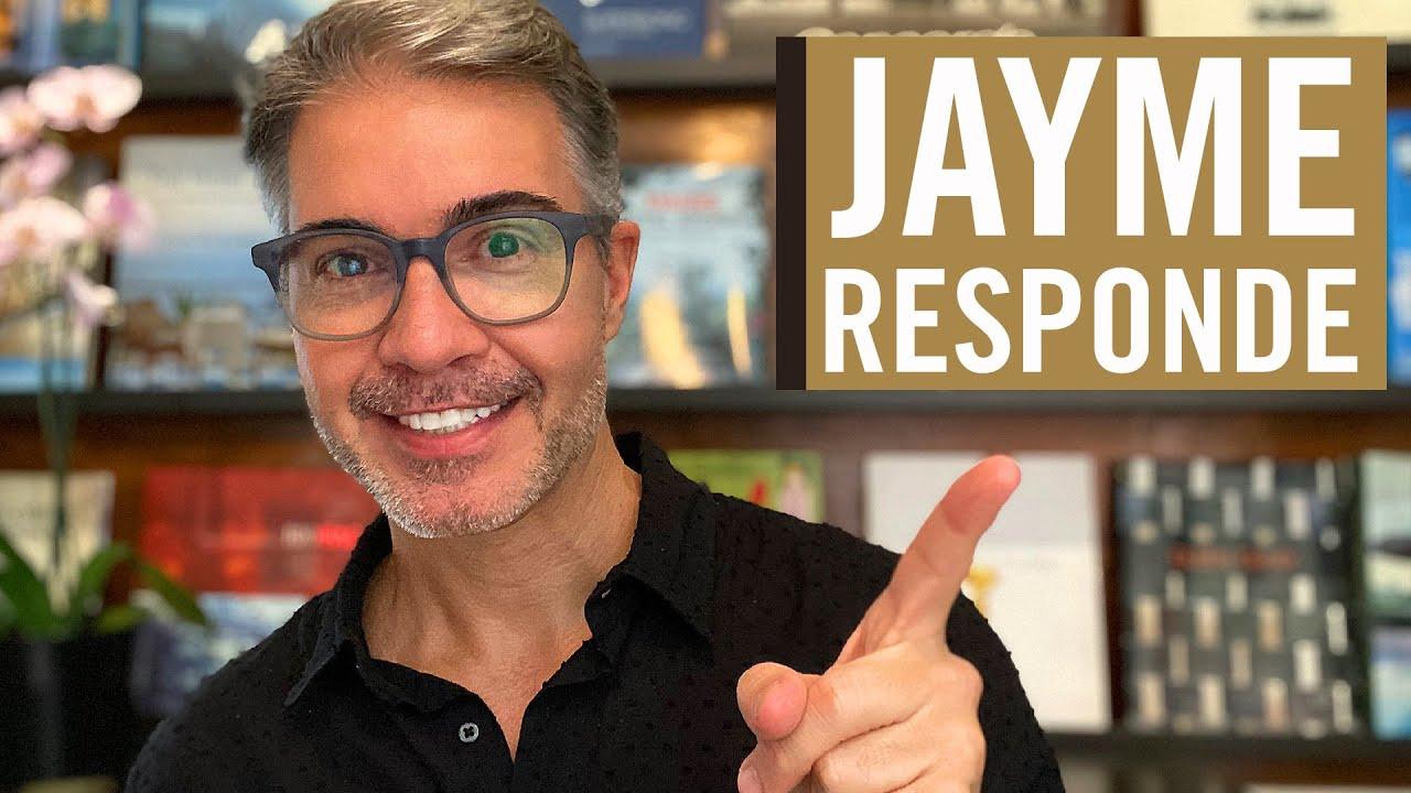 SOLTEIRO, NAMORANDO ou CASADO? Veja a resposta no JAYME RESPONDE ESPECIAL! - Diário da Quarentena #8