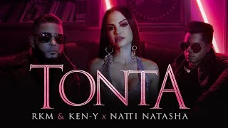 Download Rkm & Ken-Y ❌ Natti Natasha - Tonta [Official Video] Mp3 and Videos