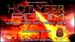 Hot Air Riddim/Instrumental /Version ||Ancient Records||
