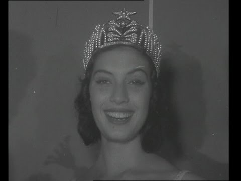 Miss Peru Is Miss Universe (1957)