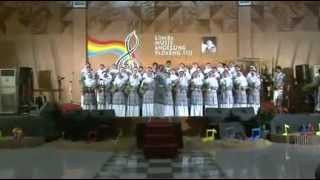 ANGKLUNG SMP IT MENTARI ILMU  - BRING ME TO LIFE (EVANESSENCE)