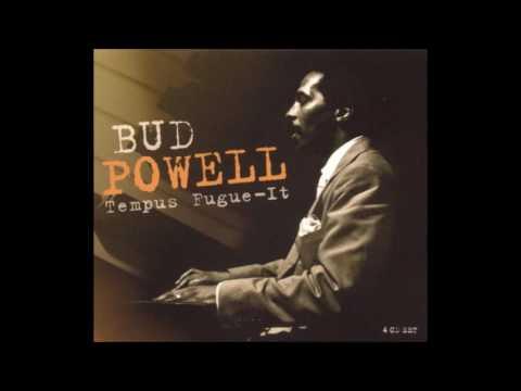 "Feb. 23 1949 recording, ""Tempus Fugue It"", Bud Powell"