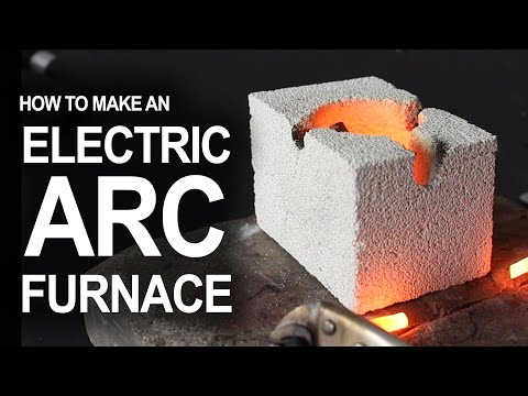 Thumbnail: How To Make An Electrical Arc Furnace