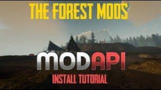 En Detaylı Hile Anlatımı! - Modapi - The Forest