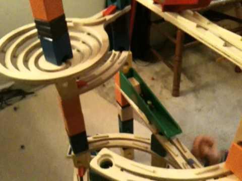 quadrilla twist and rail set instructions