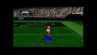 NFL Quarterback Club 99 Acclaim vs Iguana Part 2