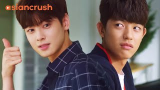 Introducing my new boyfriend to a very jealous Cha Eunwoo | Korean Drama | Sweet Revenge 1