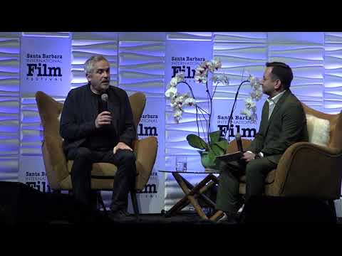 SBIFF 2019 - Outstanding Directors Award - Alfonso Cuaron Discussion