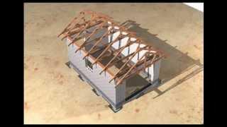 Garaże betonowe DREWBET - instrukcja montażu