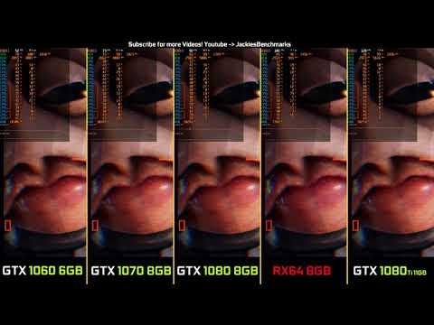 StarWars Battlefront II - 1440p GTX 1060 vs  1070 vs  1080 vs  VEGA