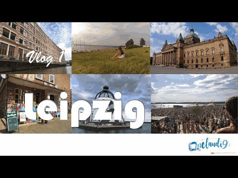 Leipzig Travel Vlog