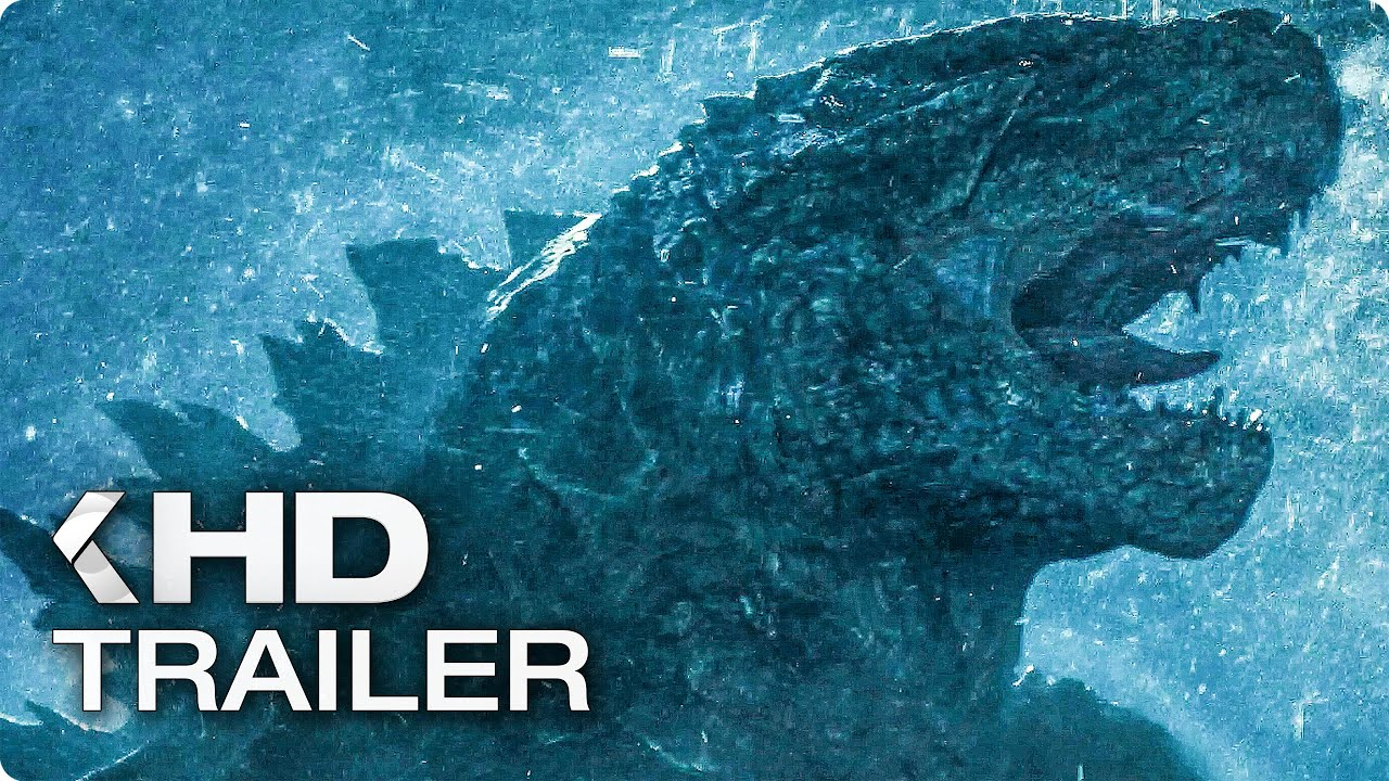 Godzilla 2 King Of The Monsters Final Trailer 2019