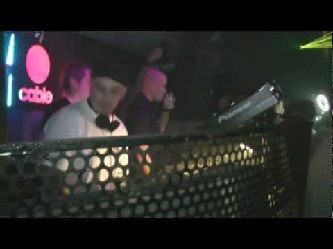Audio B2B Inside Info Live at Renegade Hardware 18th Birthday - Cable Nightclub 09.02.13