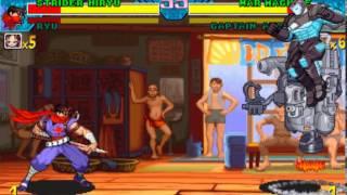 """FIGHTS WEEKEND """"Marvel VS Capcom"""" dia 5 CAPCOM TEAM"""