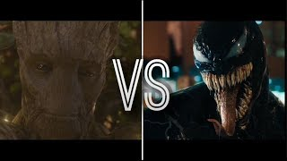 We are Groot VS We are Venom