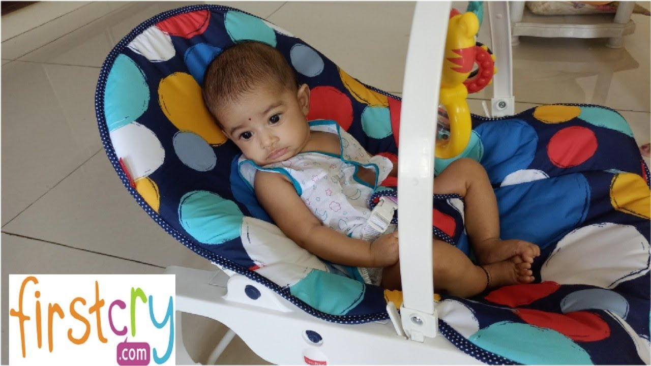 How to Assemble Fisher Price Infant to Toddler Rocker || Rocker on Firstcry || Rocker Review