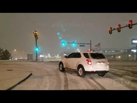 11-26-19 Denver Co- Treacherous Roads Downtown Stuck Motorist-3