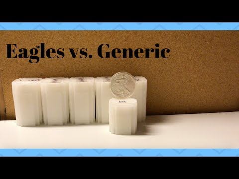 American Silver Eagles vs. Generic Silver - The base of your Stack!