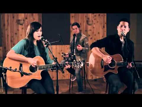 Collaborations: Boyce Avenue And Megan Nicole: Just A Kiss/Heaven/Mean/ Scyscraper Covers HD