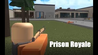 Prison Royale: 9 Kill Win! (ROBLOX)