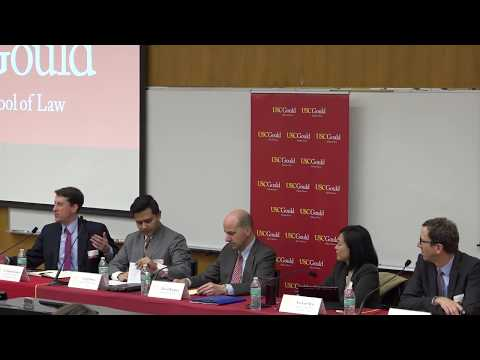 USC Gould Center for Transnational Law and Business Conference-Panel 3