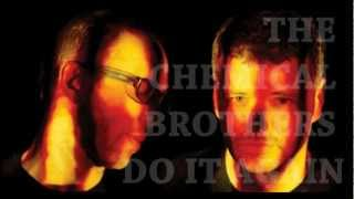 The Chemical Brothers - Do It Again || HD 1080p