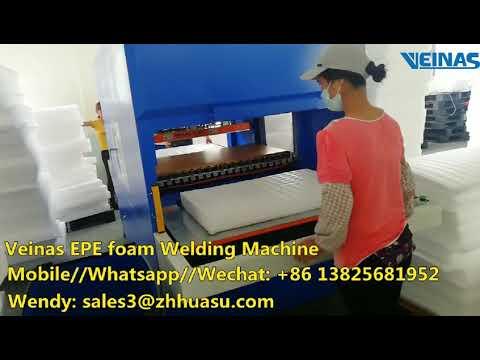 PE Foam Pasting Machine: L1200mm*W1100mm , Super ...