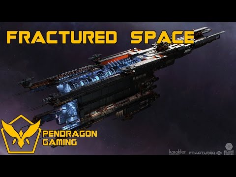 Fractured Space   Let's Play: Colossus Gameplay w/Scotsdragon