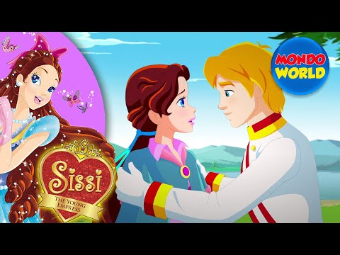 SISSI THE YOUNG EMPRESS 2, EP. 2 | full episodes | HD | kids cartoons | animated series in English
