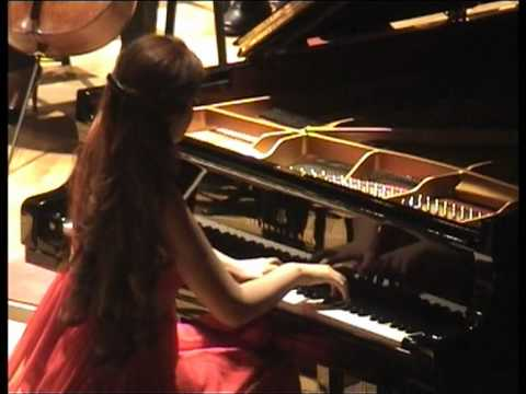 Nareh Arghamanyan: Khachaturian - Piano Concerto, Part 1